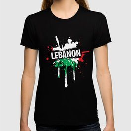Great Lebanon Tshirt Men T-shirt