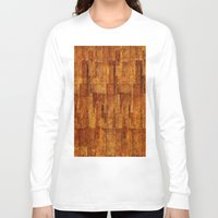 buildings Long Sleeve T-shirts featuring Buildings by GLR67