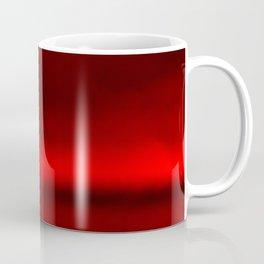 sunset, moon and flight limiting lights Coffee Mug