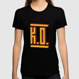 PAUSE – K.O. T-shirt