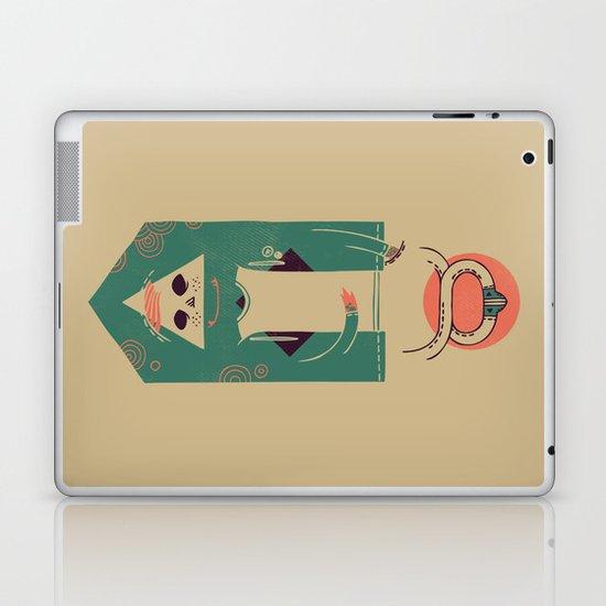 Bjorn Laptop & iPad Skin