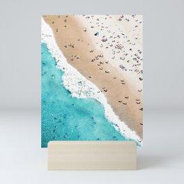 Beach Mood 2 Mini Art Print