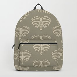 Heart Shaped Rib Cage Backpack