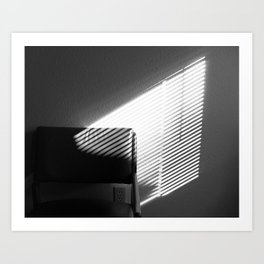 BW15 Light Art Print