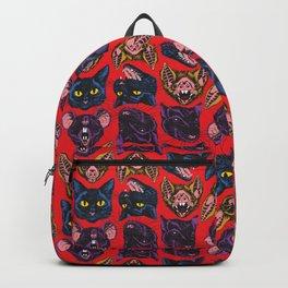 Bats! Cats! Rats! Backpack