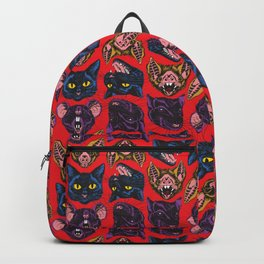 Bats! Cats! Rats! Backpack