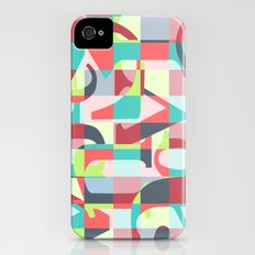 Colorful Language  Slim Case iPhone (4, 4s)