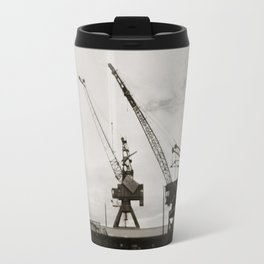 { dancing cranes } Travel Mug
