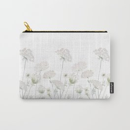 bishop's lace Carry-All Pouch