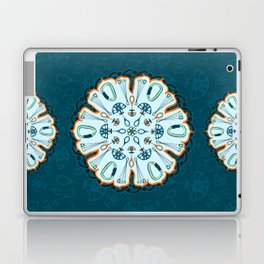 Trad Climbing Mandala Laptop & iPad Skin