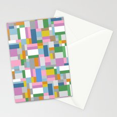 New Map #4 Stationery Cards