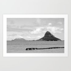Windward Art Print