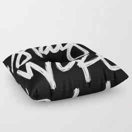 Stay Woke Floor Pillow
