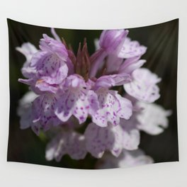 New Forest Marsh Orchid Wall Tapestry