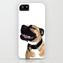 Ripley the Big Dog iPhone Case