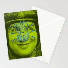 PARTY ON Stationery Cards