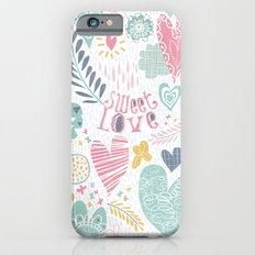 Sweet Love iPhone 6s Slim Case
