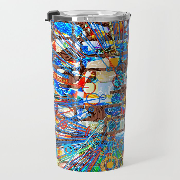 Shawn (Goldberg Variations #28) Travel Mug