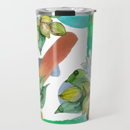 Floral Bouquet in Contemporary and Modern Designs Travel Mug