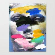 Composition 498 Canvas Print