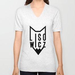 Lisowicz logo Unisex V-Neck