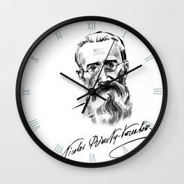 Rimsky-Korsakov Wall Clock