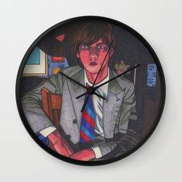 Little Nick Wall Clock