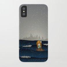 Cicily to The Sea Slim Case iPhone X