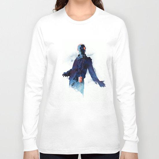 The Walkman Dead Long Sleeve T-shirt