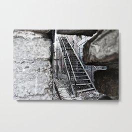 Belgrade / Secrets 01 Metal Print