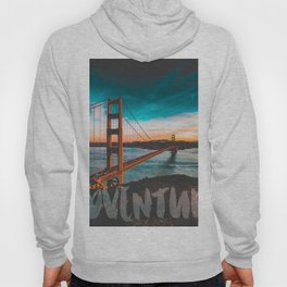 ADVENTURE San Francisco Hoody