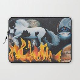 Sagittarius - Zodiac Wildlife Series Laptop Sleeve
