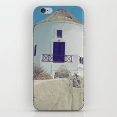 Windmill House III iPhone & iPod Skin
