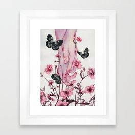 It Aches Framed Art Print