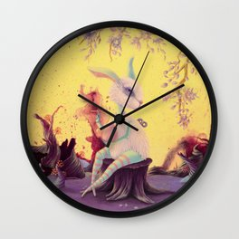 Pascua Wall Clock