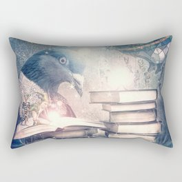 Mystery and Magic Rectangular Pillow