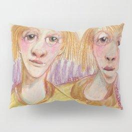 Les jumeaux -Titeface-792-793-ÖMiserany 2016 Pillow Sham