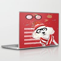 waldo Laptop & iPad Skins featuring Wheres Waldo by grapeloverarts