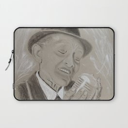 Jimmy Scott Laptop Sleeve