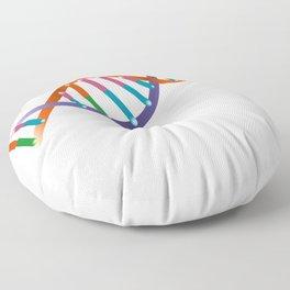 DNA_A Floor Pillow