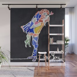 I Love You Wall Mural