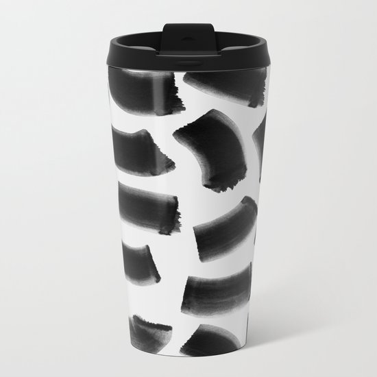 A066 Metal Travel Mug
