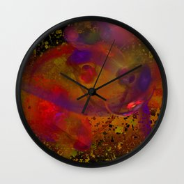 Shauniak Wall Clock