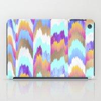 glitch iPad Cases featuring Glitch by Elisabeth Fredriksson