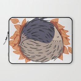 Hedgehog Yin Yang Laptop Sleeve