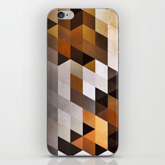 wwwd blxxx iPhone & iPod Skin