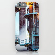 Steaming Pipes iPhone 6s Slim Case