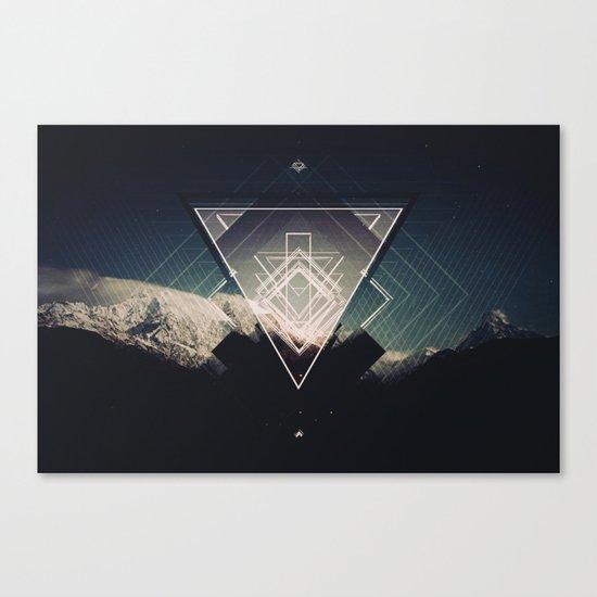 Forma 11 Canvas Print