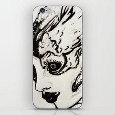 Angel Face iPhone & iPod Skin