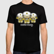 HELLO NASTY X-LARGE Black Mens Fitted Tee